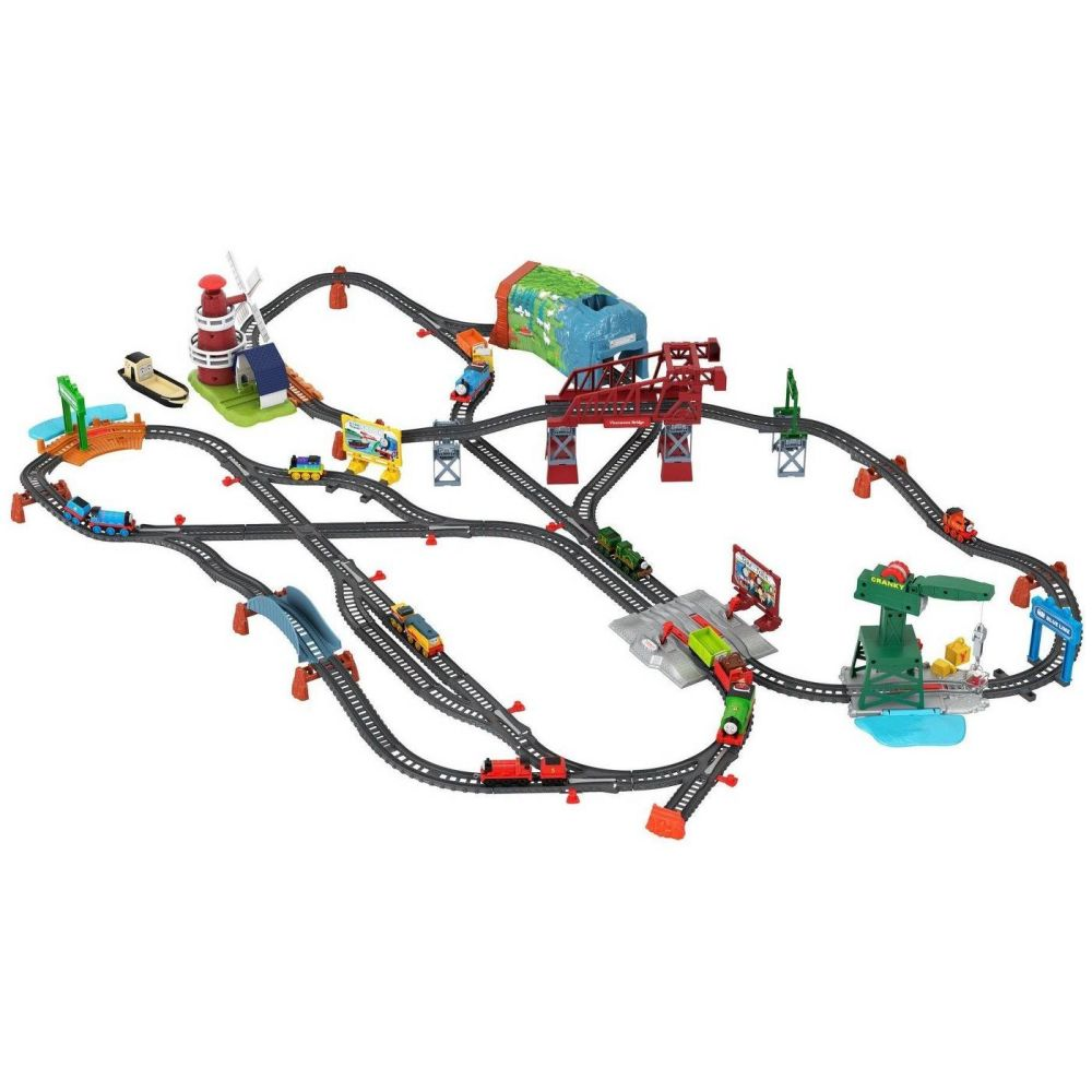 Thomas & Friends™ All Around Sodor Deluxe Set
