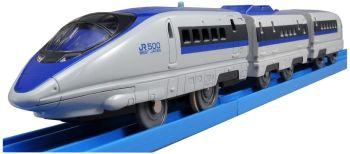 Series 500 Shinkansen with Headlight