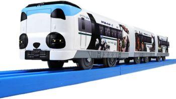 Panda Kuroshio Smile Adventure Train
