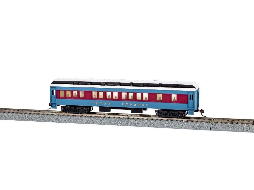 HO Polar Express Passenger Coach
