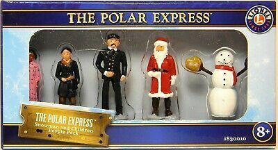 Polar Express Snowman & Children People Pack - Lionel
