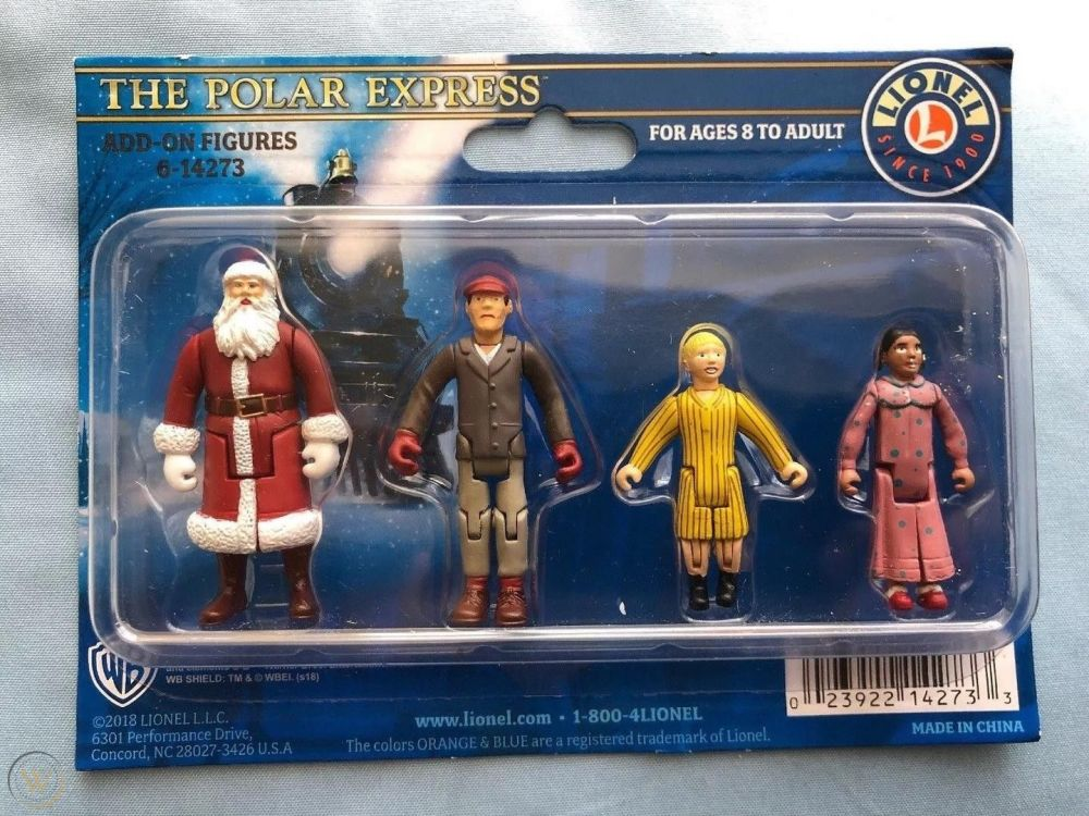 Polar Express Add-on Figures - Lionel