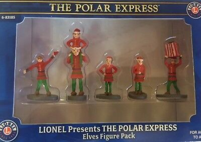 Polar Express Elves Figure Pack - Lionel