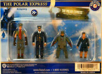 Polar Express Original Figures - Lionel