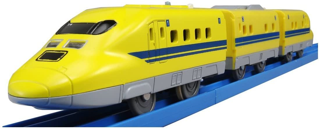 923 Type Doctor Yellow T4 Formation With Light - Plarail