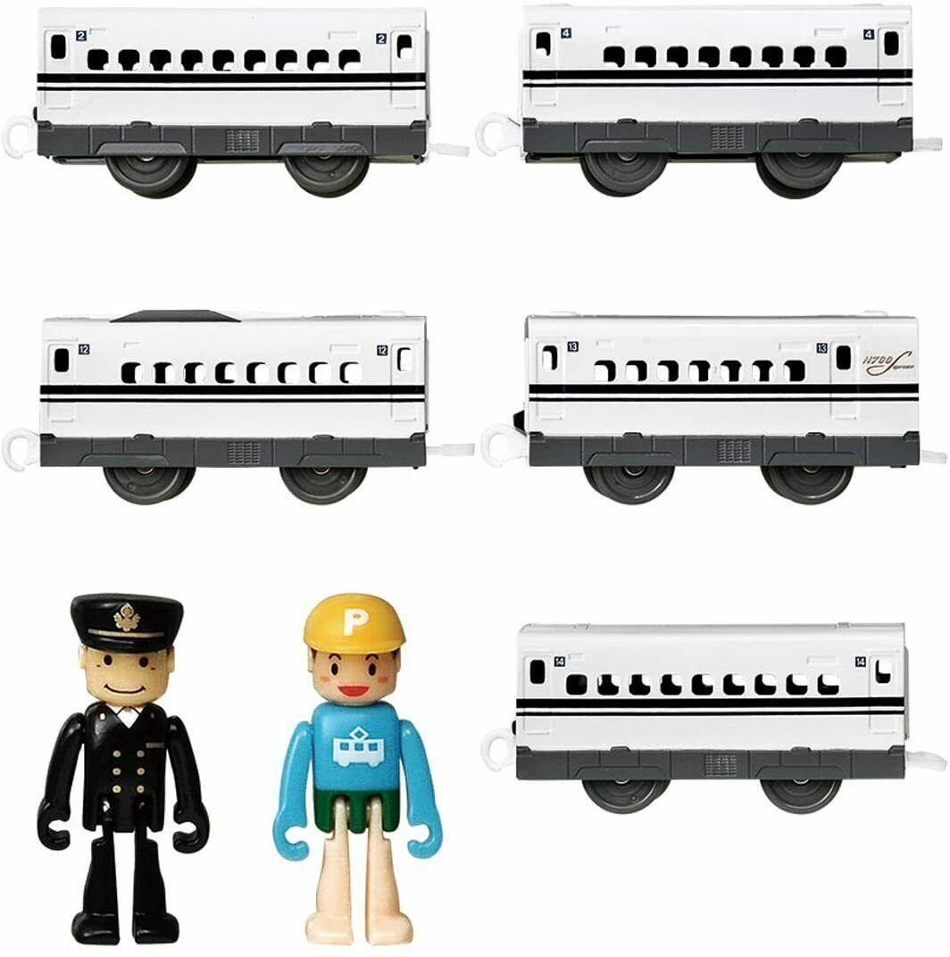 N700S Shinkansen  Middle Car Set