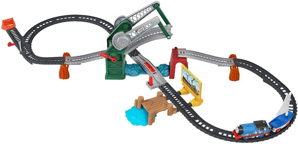Bridge Lift Thomas and Skiff - Thomas Motorized