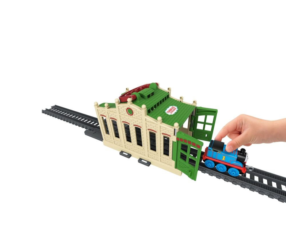 Tidmouth Sheds Connect and Go - Thomas Trackmaster