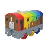 Rainbow Toby - Thomas Push Along