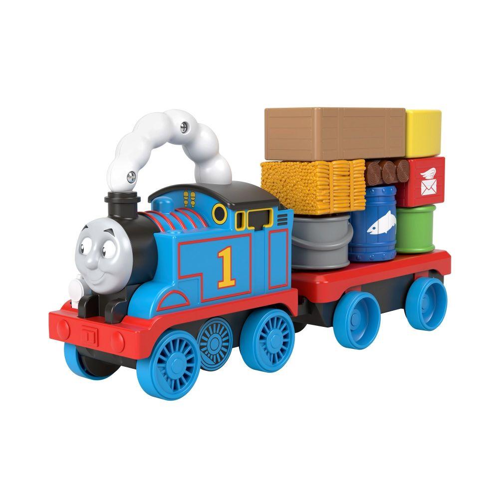 Wobble Cargo Stacker Train - Pre School