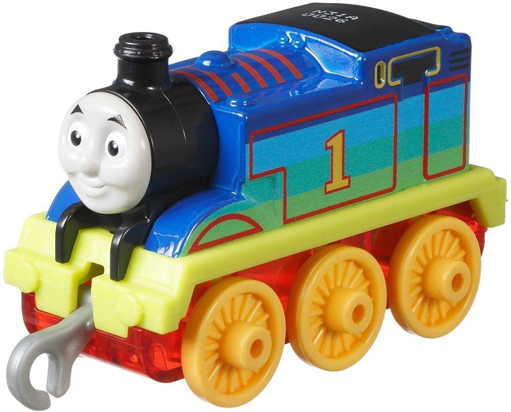 Rainbow Thomas - Push Along
