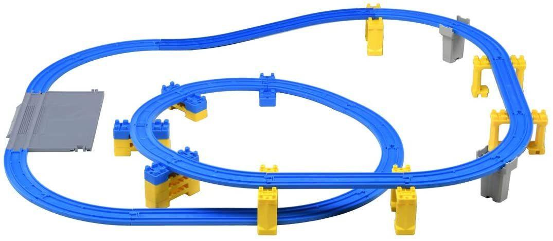 Multi Level Track Set - Plarail