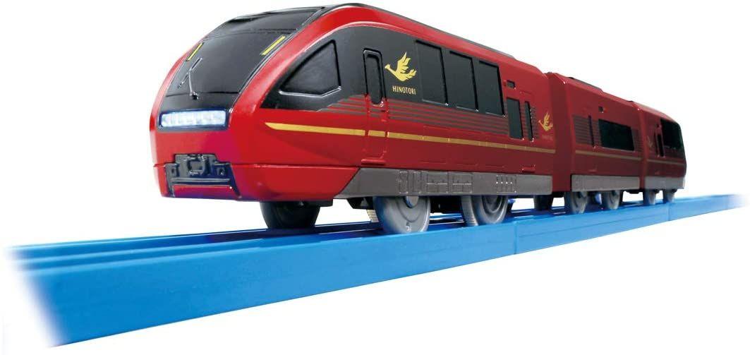 Kintetsu Meihan Express Hinotori w/Light - Plarail