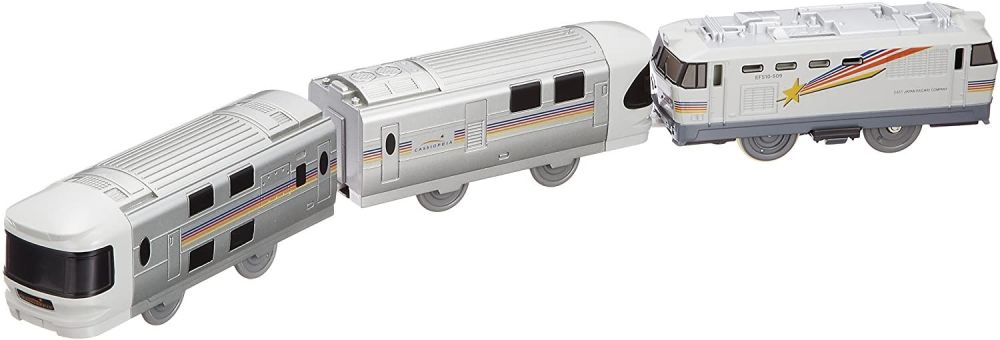 EF-510 Express Sleeper Car Cassiopeia - Ltd Edition - Plarail