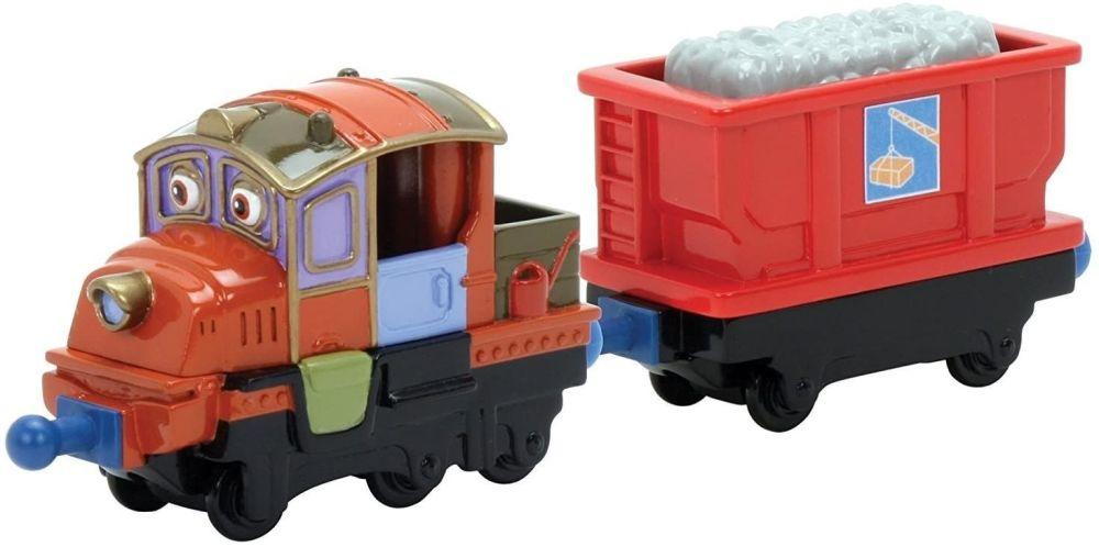 Hodge And Hopper Car  - Chuggington Die Cast