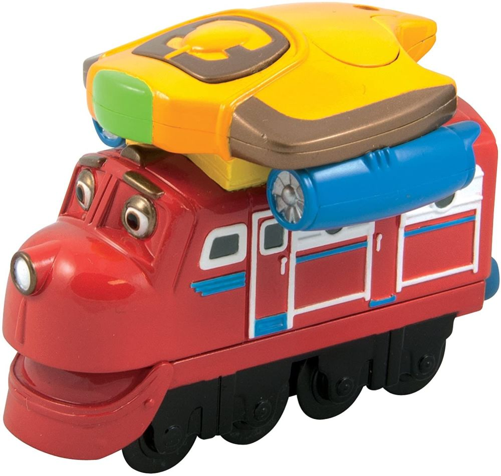 Wilson Jet Pack with Lights and Sounds - Chuggington Diecast