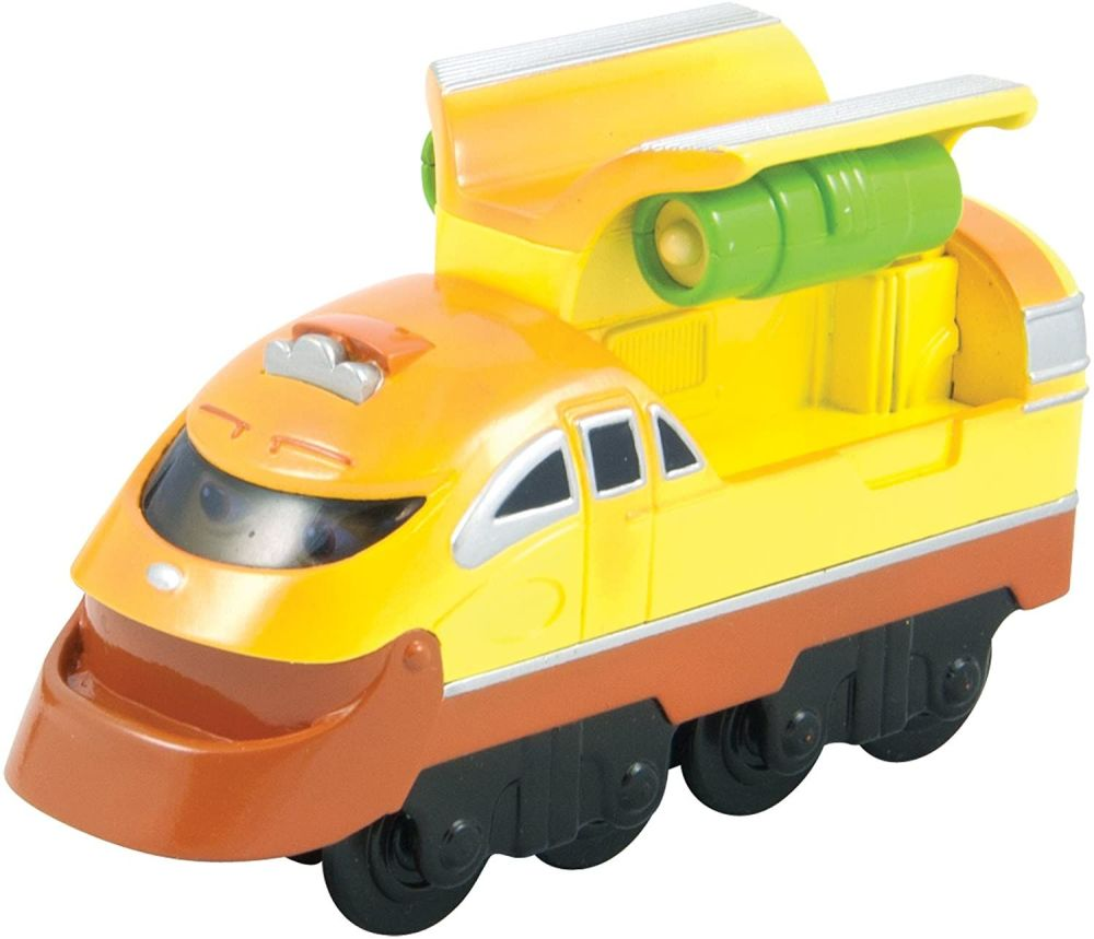 Action Chugger Jet Pack with Lights and Sounds - Chuggington Diecast