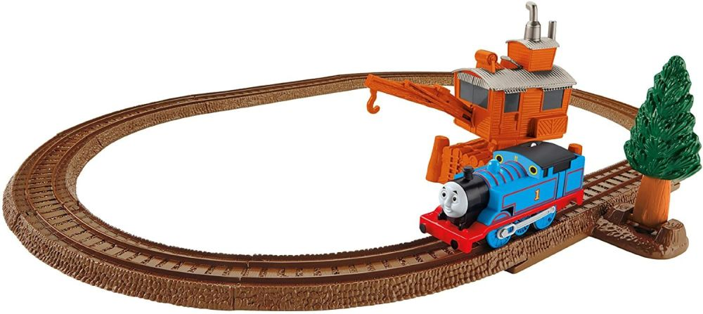 Wild, Whirling Ol' Wheezy Set - Trackmaster