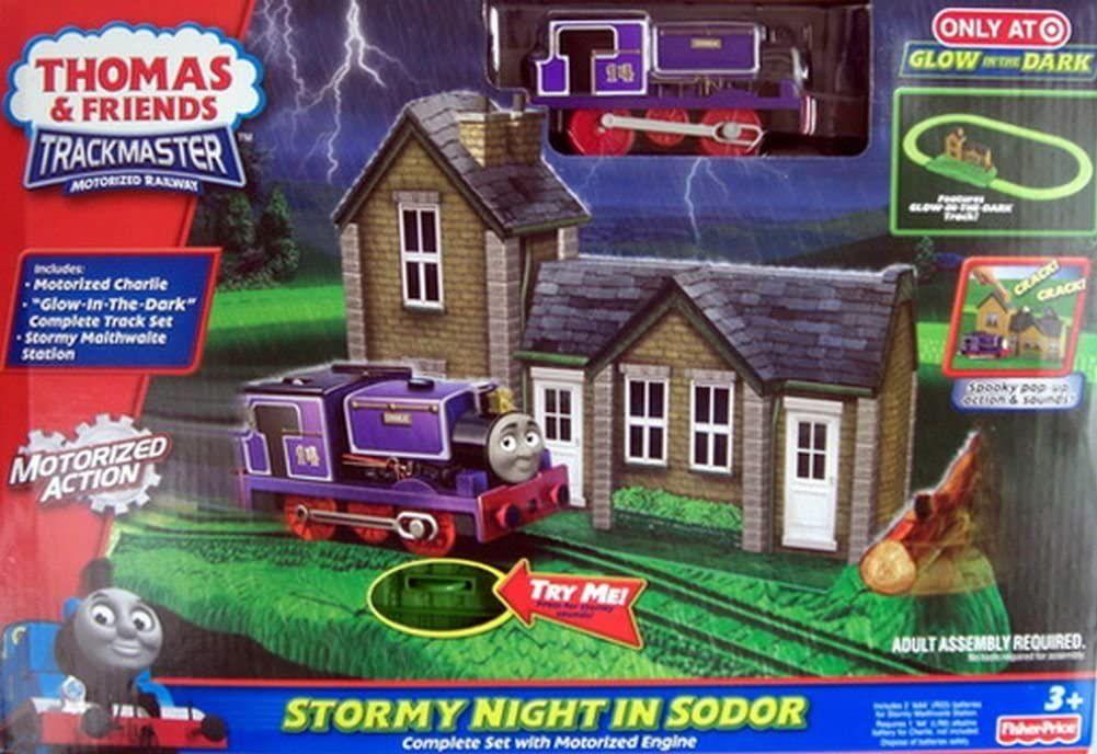 Stormy Night in Sodor - Glow in the Dark - Trackmaster