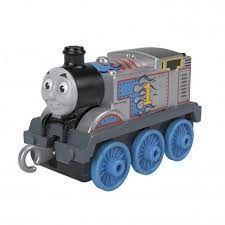 """Silver Flame "" Thomas - Push Along"