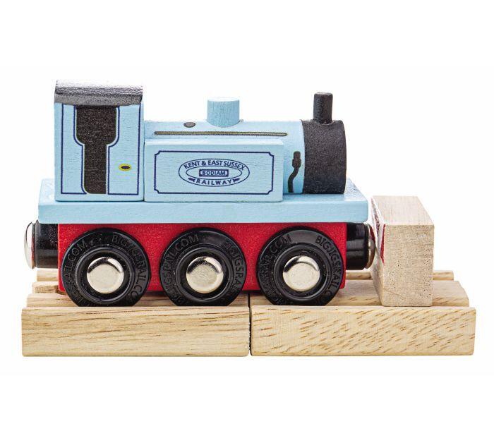 Terrier Loco - Blue - Big Jigs Rail