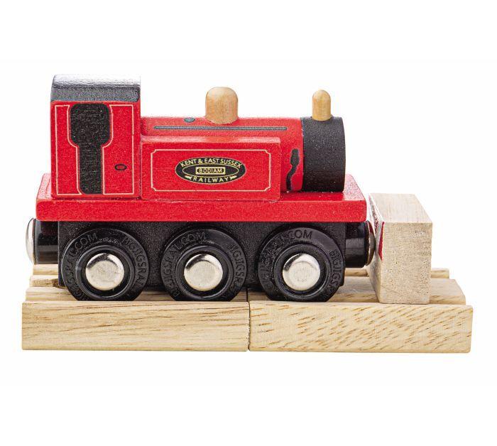 Terrier Loco - Red - Big Jigs Rail