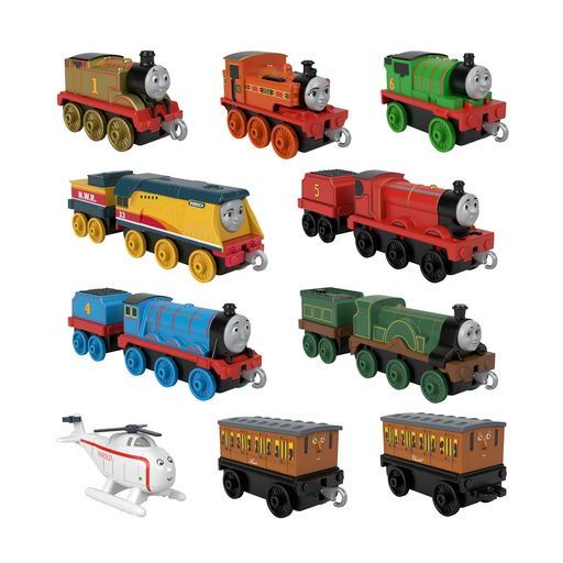 Sodor Favorites 10-pack Engine Set - Push Along