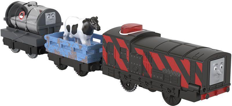 Talking Diesel - Thomas Motorized