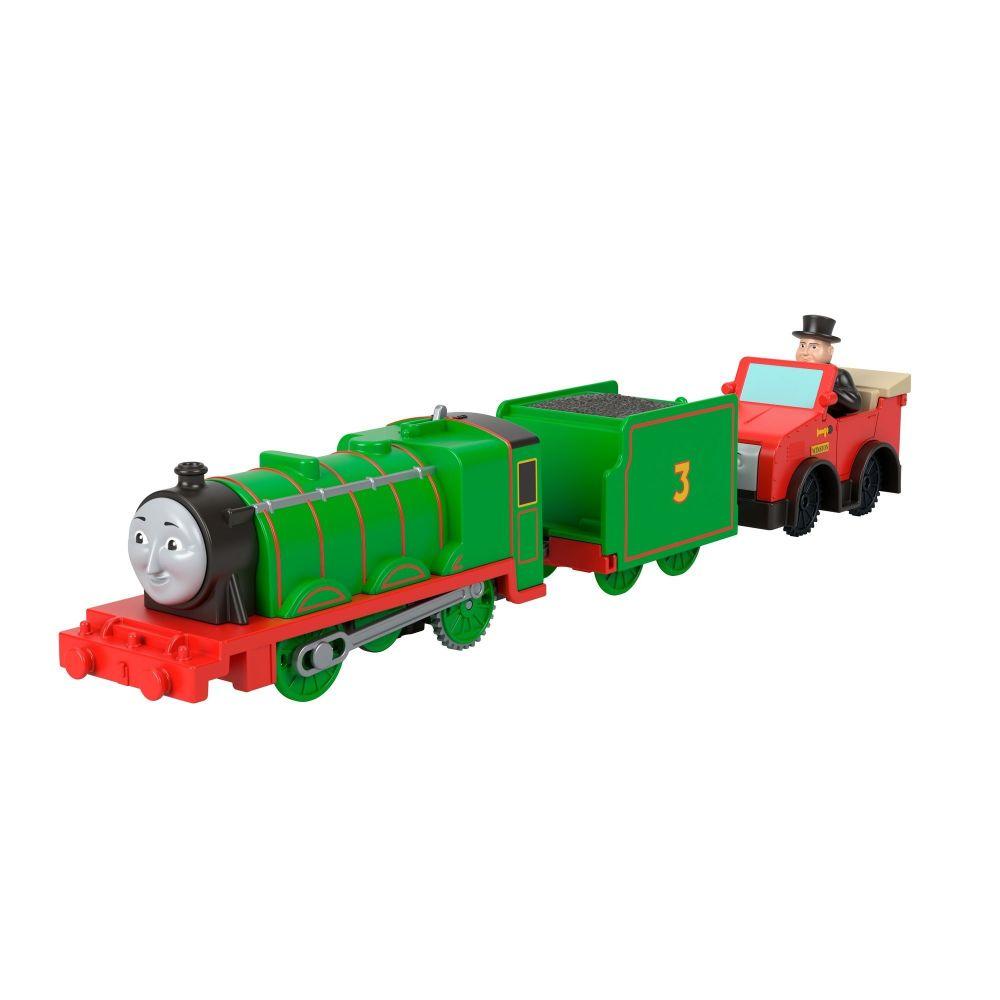 Henry with Winston - Thomas Motorized