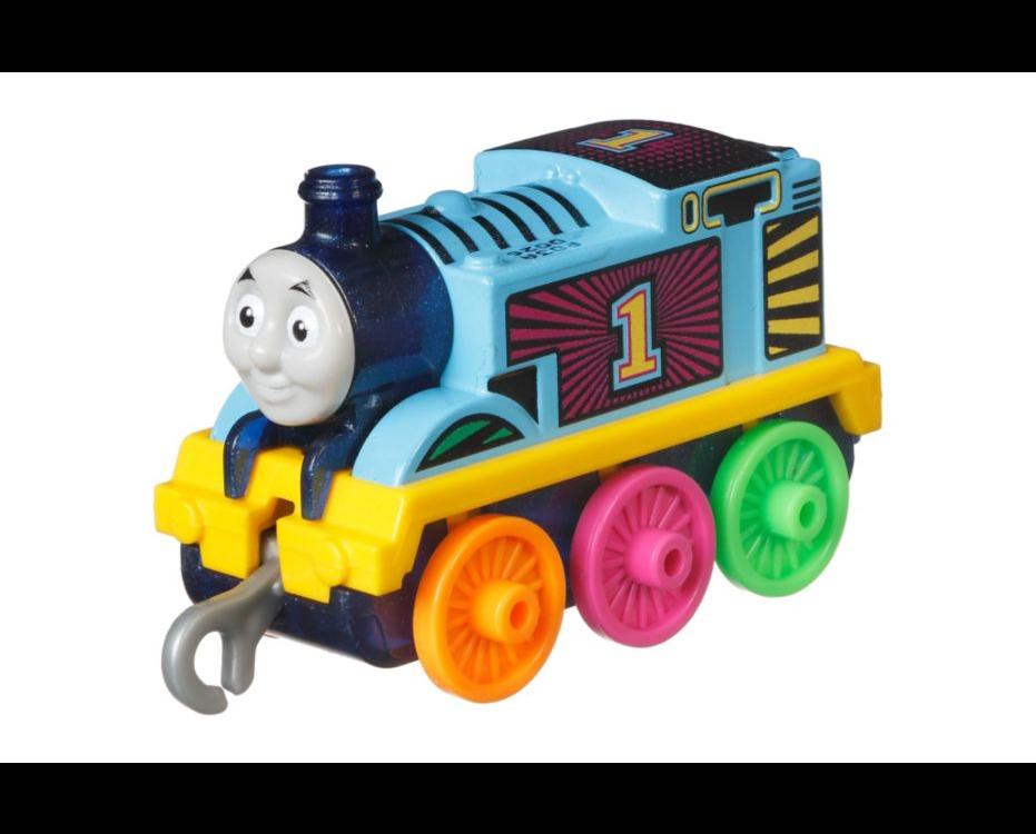 Neon Thomas - Push Along