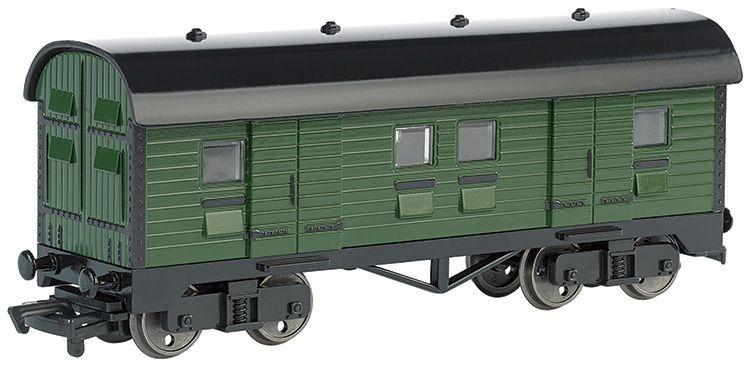 Green Mail Car - Thomas Bachmann
