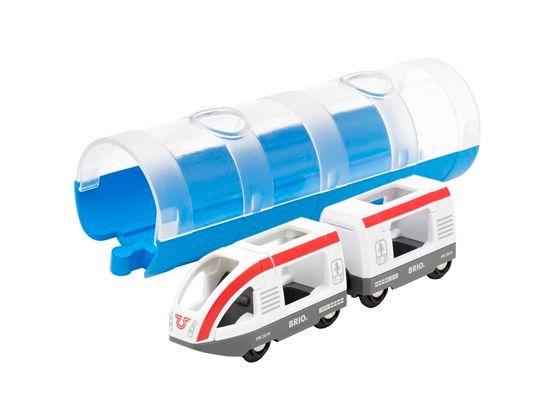 Travel Train & Tunnel - Brio