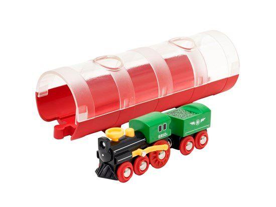 Steam Train & Tunnel - Brio