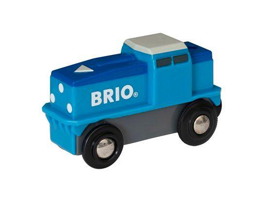 Cargo Battery Engine - Brio