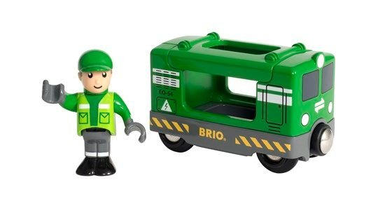 Cargo Engine with Driver - Brio