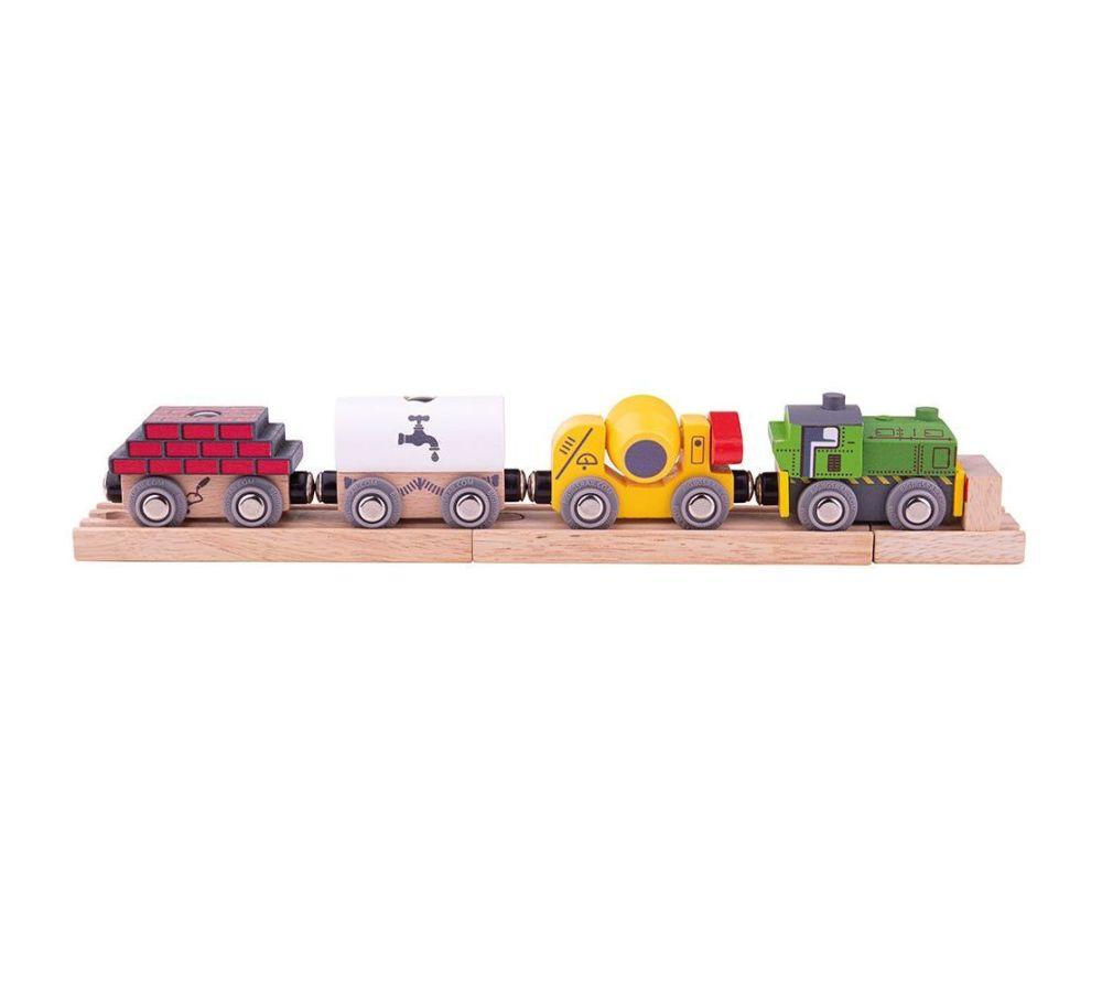 Construction Train - Big Jigs