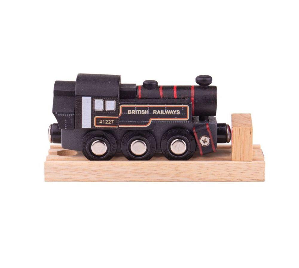 Ivatt Engine - Black - Big Jigs