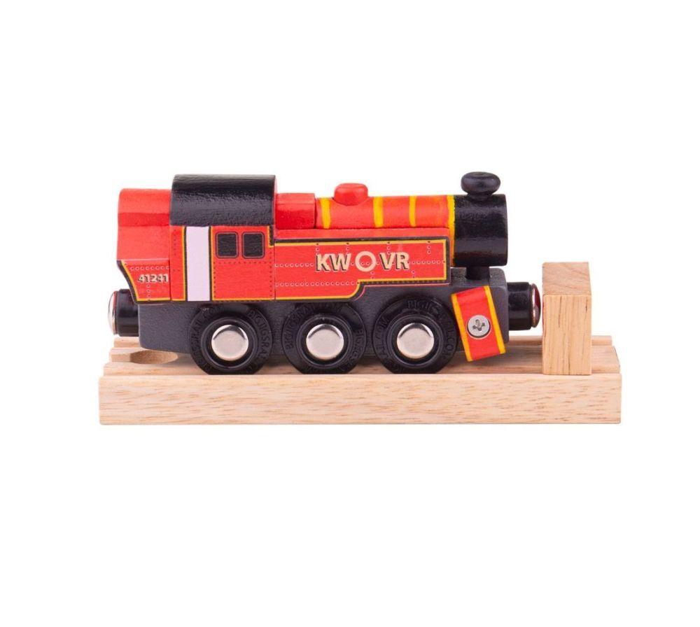 Ivatt Engine - Red - Big Jigs