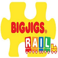 BigJigs Wooden Rail