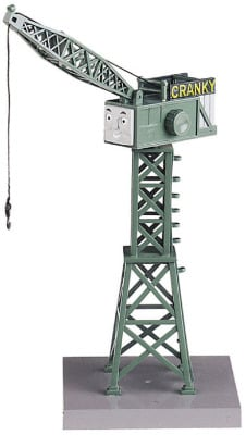CRANKY THE CRANE - BACHMANN THOMAS AND FRIENDS