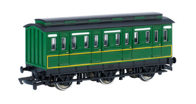 EMILY'S PASSENGER COACH - BACHMANN THOMAS AND FRIENDS