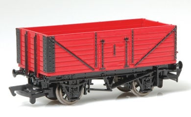 OPEN RED WAGON - BACHMANN THOMAS AND FRIENDS