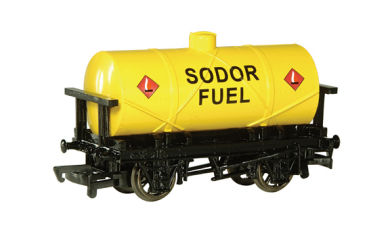 SODOR FUEL TANKER - BACHMANN THOMAS AND FRIENDS