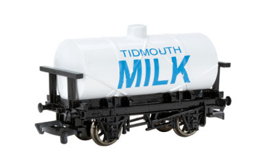 TIDMOUTH MILK TANKER - BACHMANN THOMAS AND FRIENDS
