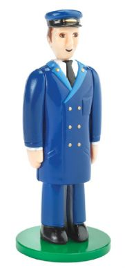 CONDUCTOR FIGURE - BACHMANN THOMAS AND FRIENDS