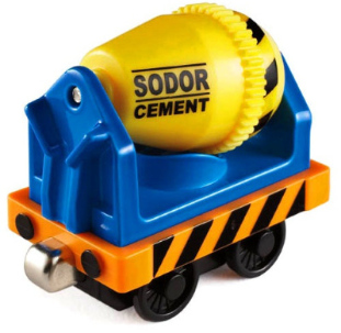 SODOR CEMENT MIXER - Take N Play