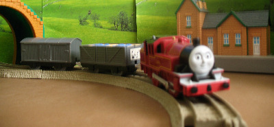 ARTHUR - TOMY THOMAS AND FRIENDS / TRACKMASTER
