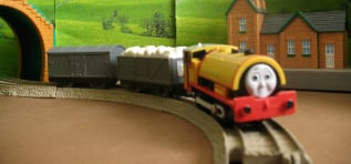 BILL -TOMY THOMAS AND FRIENDS / TRACKMASTER