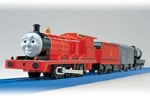 James - Tomy Thomas and Friends / Trackmaster
