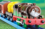 Percy - Chocolate Crunch - Tomy Thomas and Friends / Trackmaster
